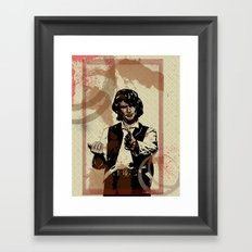 Cowboy #2 Framed Art Print