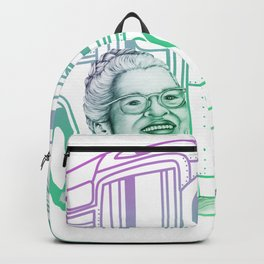 Rosa Parks, Courageous Woman Backpack
