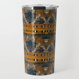 Babylonian lions Travel Mug