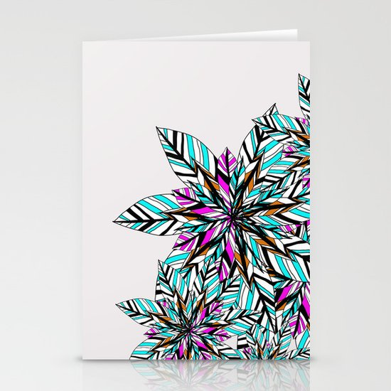 Meet in the Middle Stationery Cards
