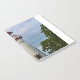 Marblehead Lighthouse at Lake Erie Sandusky area Ohio Notebook