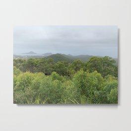Tomaree National Park, Port Stephens, Australia Metal Print