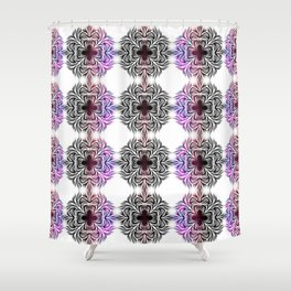 Love of Fabrication Shower Curtain