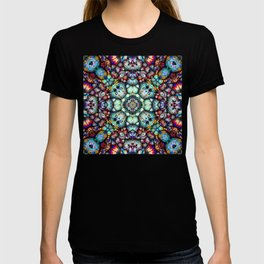 Textural Surfaces of Symmetry T-shirt