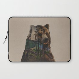 Bear Lake Laptop Sleeve