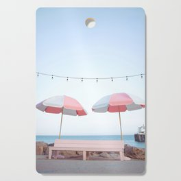 Malibu Pier Cutting Board