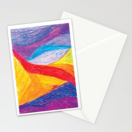 Abstract 24 Stationery Cards