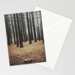 Mourning Woods Stationery Cards