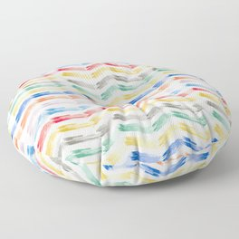 Candy Stacks Floor Pillow