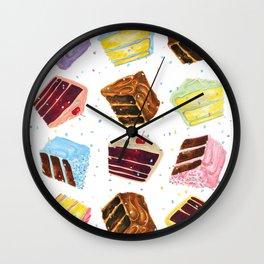 Cake Galore! Wall Clock