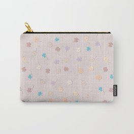 Cute small flowers pattern Carry-All Pouch