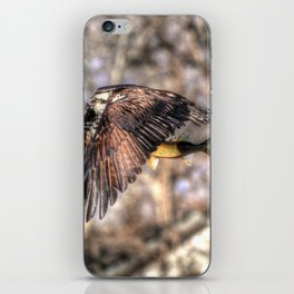 Osprey with Prey  iPhone Skin
