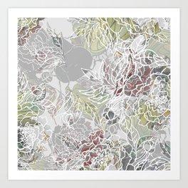 Metamorfosis Art Print