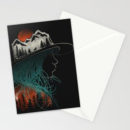 Aurora... Stationery Cards