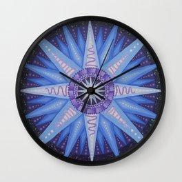 North Star Wall Clock