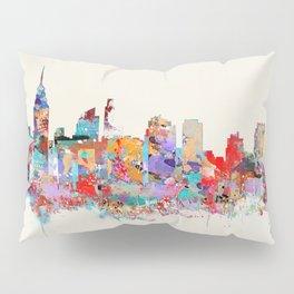 Philadelphia Pennsylvania skyline Pillow Sham