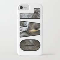 font iPhone & iPod Cases featuring Font Owl by Jinzha Bloodrose