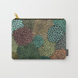 Ink  Pattern No.4 Carry-All Pouch