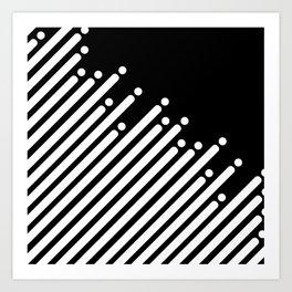 Onwards and Upwards Art Print