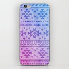 Aztec Pattern 04 iPhone & iPod Skin