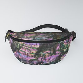 Abalone Shell 4 Fanny Pack