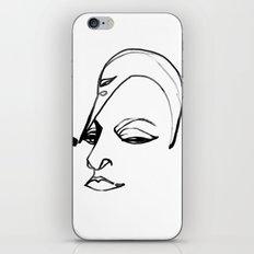 Proud as a Peacock iPhone & iPod Skin
