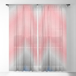 Vivacious Sheer Curtain