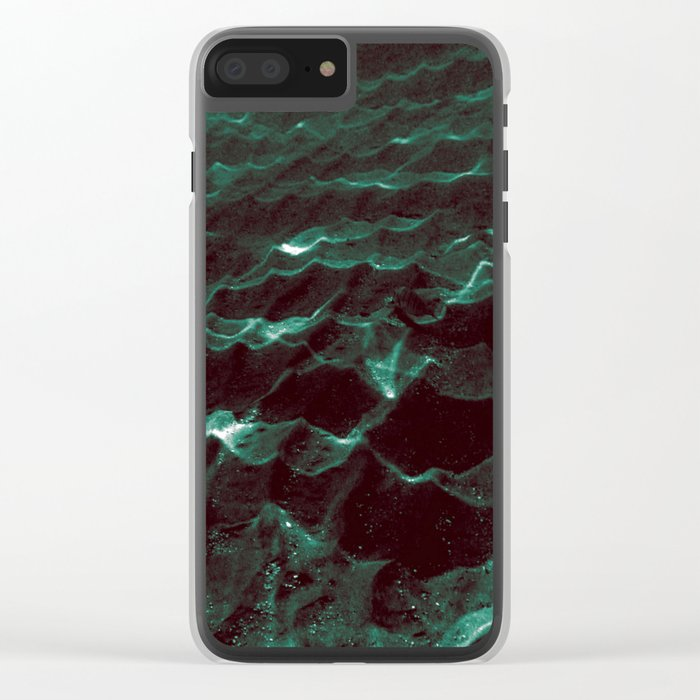Jules Verne Clear iPhone Case