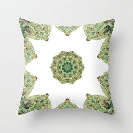 Mandajuana Throw Pillow
