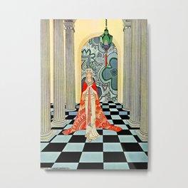 """""""Tanglewood Tales"""" by Virginia Frances Sterrett Metal Print"""