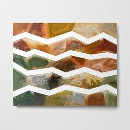 Cottonwood Canyon Metal Print