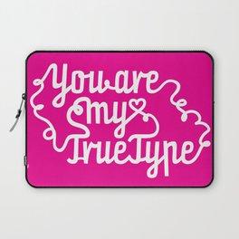 True Type. Laptop Sleeve