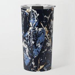Blue stones Travel Mug