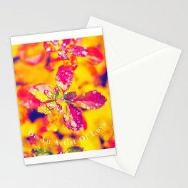 Artist of Love-Original Stationery Cards