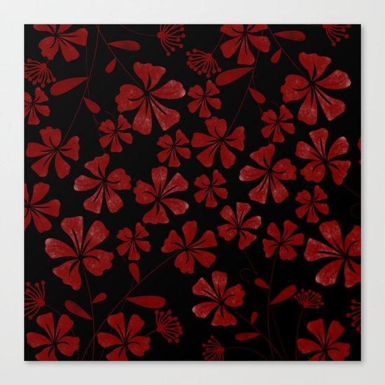 Flower..7 Canvas Print