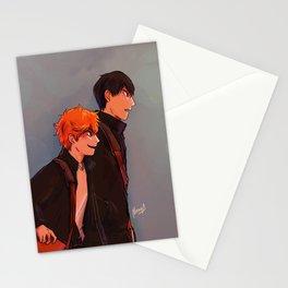 Karasuno's 9&10 Stationery Cards