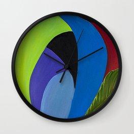 Flor da Lira Wall Clock