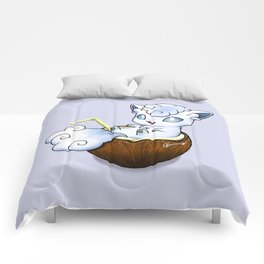 Vulpical Coconut Comforters