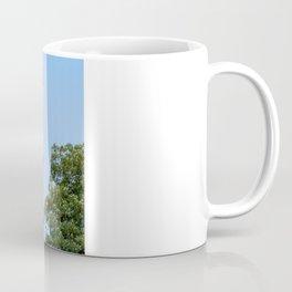 Angel and blue skies Coffee Mug