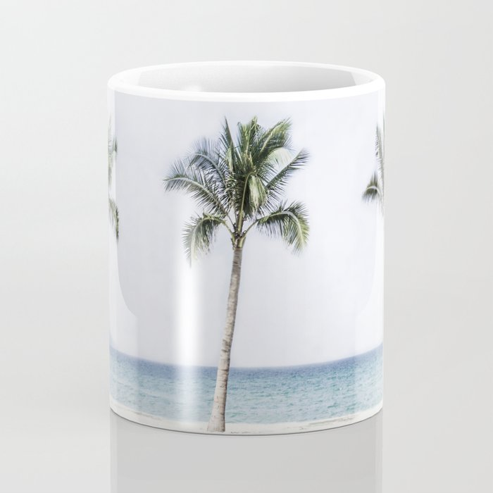 Palm trees 6 Kaffeebecher