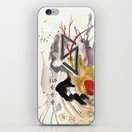 1Up iPhone Skin