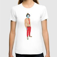 hat T-shirts featuring Hat by Alvaro Tapia Hidalgo