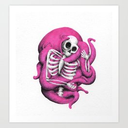 Crushin' Art Print