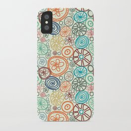 Wheels, Multi iPhone Case