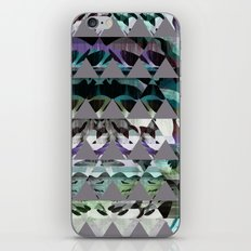 Wild Mix #3 iPhone & iPod Skin