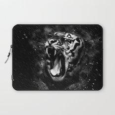 Tiger Head Wildlife Laptop Sleeve