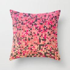 pillow pattern #23 Throw Pillow