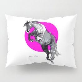 Horse (Pinky Jump) Pillow Sham