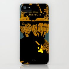 The Usual suspects Slim Case iPhone (5, 5s)