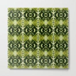 green, green, green Metal Print